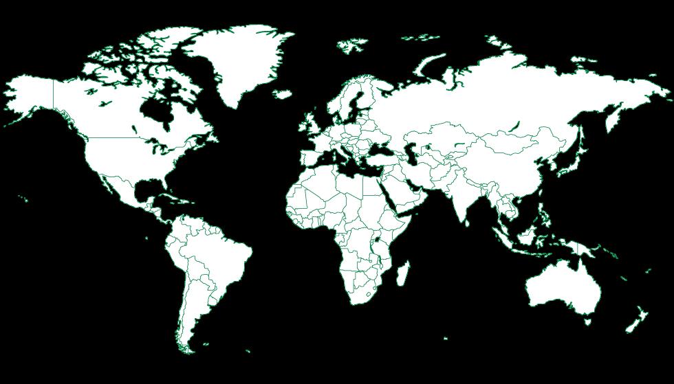 world-map - Teddy Tennis Bahrain