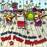 Teddy Tennis CD – Red Paw Rhythms
